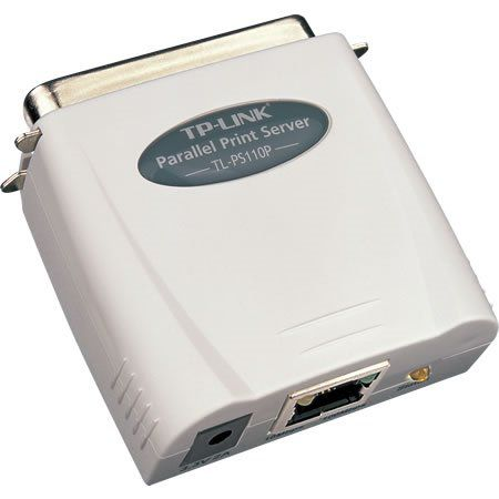Print Server Tp-Link Tl-Ps110p Paralelo