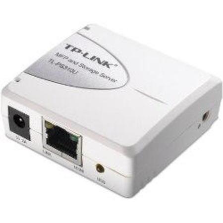 Print Server Tp-Link Tl-Ps110u Usb