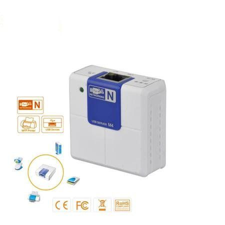 Print Server Usb (2.0) Feasso Fr-Usb06
