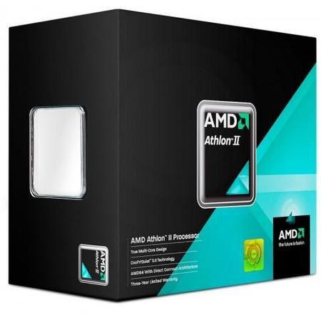 Processador Amd Am3 Athlon X2 250+ 3ghz 2mb *Box*
