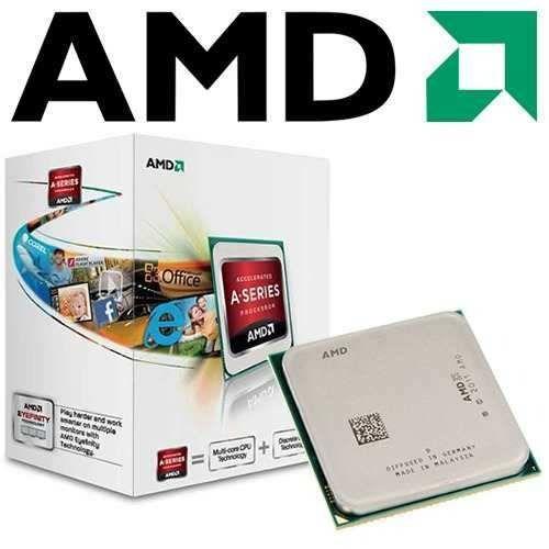 Processador Amd Fm2 A4-5300 3.4ghz 1mb *Box*