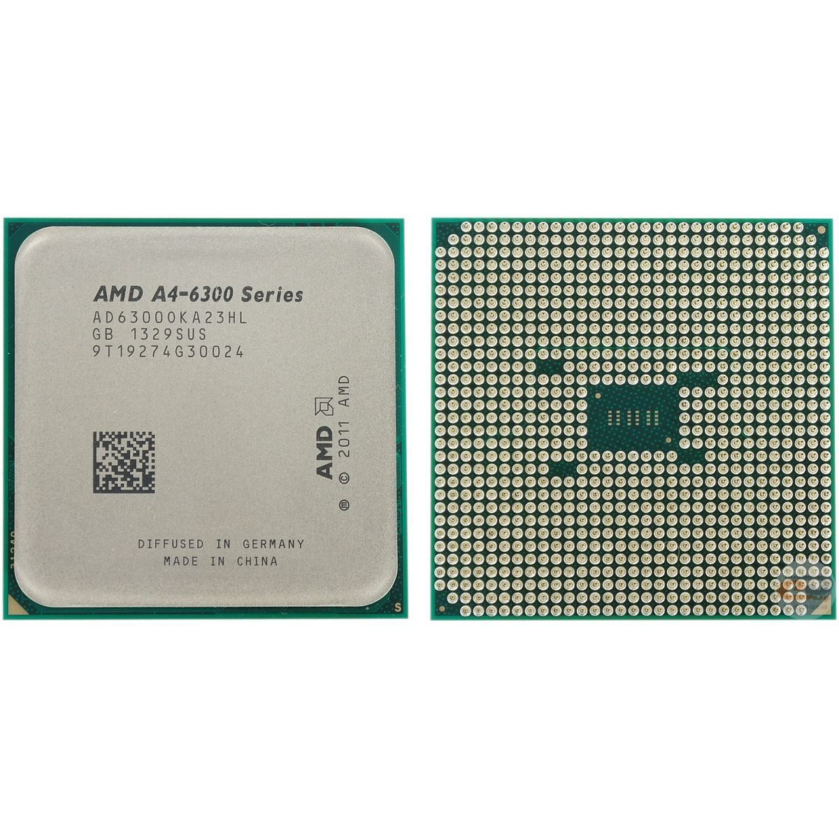 Processador Amd Fm2 A4 6300 Dc 3.7ghz *Box*