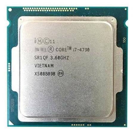 Processador Intel 1150p Core I7 4790 3.6ghz 8mb Oem Sem Cooler