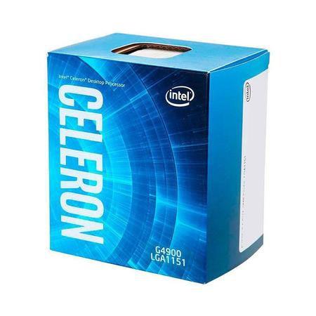 Processador Intel 1151 Celeron G4900 3.1ghz 2mb