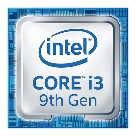 Processador Intel 1151p Core I3 9100F 3.6ghz (4.2GHz Max Turbo) 6mb