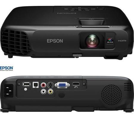 Projetor Epson S18+Latin Lumens (H552a)