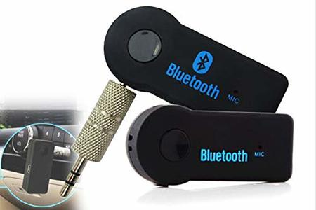 Receptor Carro Bluetooth P2 Handsfree B01