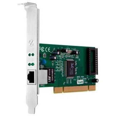 Rede Pci 10/100/1000 Intelbras Peg132b Gigabit Ethernet