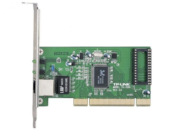 Rede Pci 10/100/1000 Tp-Link Tg-3269/Tg-3201
