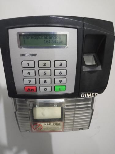 Relógio De Ponto Dimep Mini Print Bm