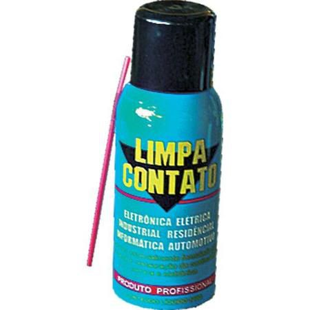 Spray Limpa Contato 120g / 150ml - Tetrafluoretano- Nao Inflamavel