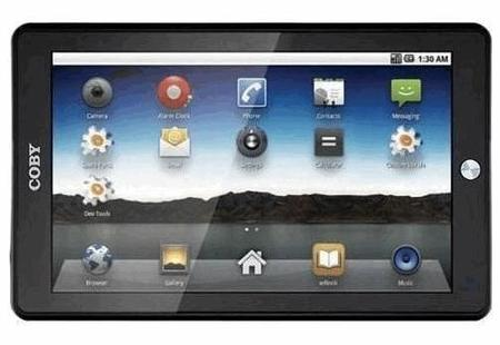 Tablet Coby Kyros Mid7015 7