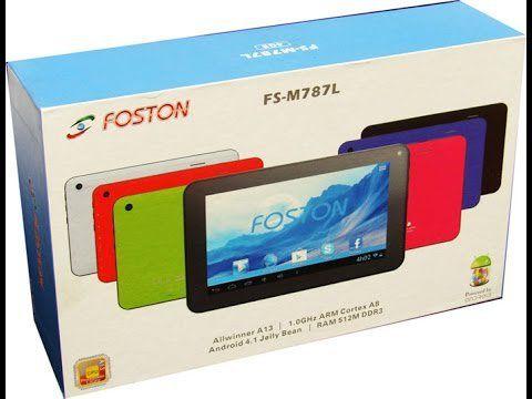 Tablet Foston Fs-M787 7