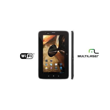 Tablet Multilaser Nb032 Tela 7'' 3g Interno Dual Chip Preto