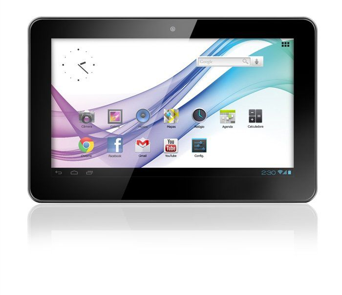 Tablet Multilaser Nb053 Tela 10.1'' Dual Core Preto