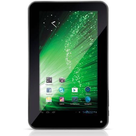 Tablet Multilaser Nb097 Tela 7'' 3g (Modem 3g Incluso) Preto