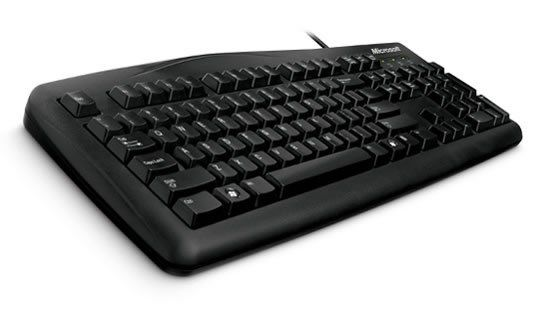 Teclado Usb Microsoft Wired Keyboard 200 *6jh-00003*