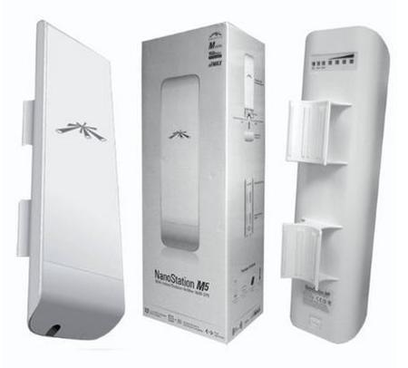 Ubiquiti Nanostation M5 - Airmax 16dbi Cpe
