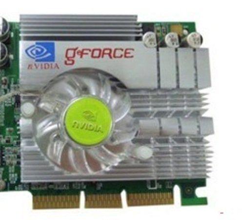 Vga Agp Gf 6200-8x 512mb Nvidia Dual+Tv S/ Cd