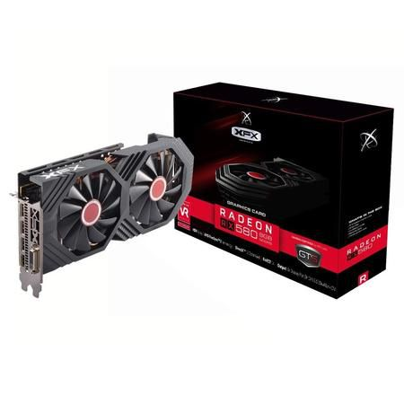 Vga Pci Exp AMD Radeon RX 580 8Gb Ddr5 256 Bits