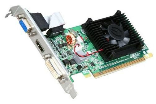 Vga Pci Exp. Gf Gt210 1gb Evga Ddr3 64bit Dvi/Hdmi/Directx 10.1
