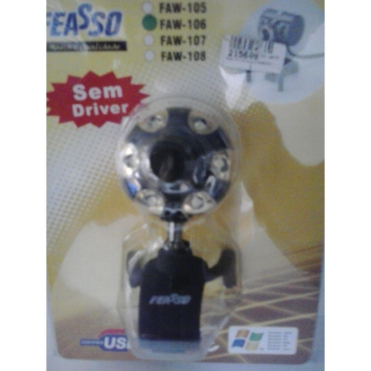 Webcam 1.3m Feasso Faweb106
