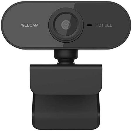 Webcam com Microfone Full Hd 1080p