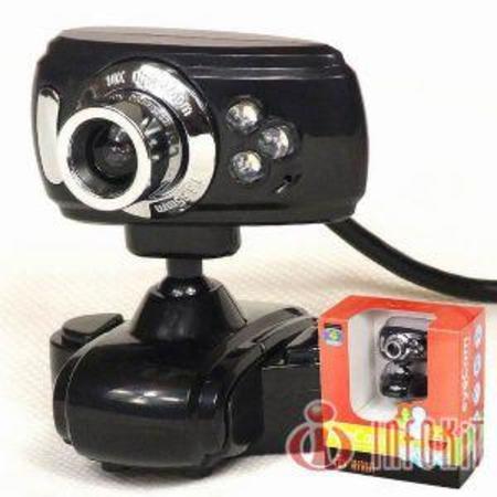 Webcam Infokit 16.0m C/ Mic. Meteoro N-200mv