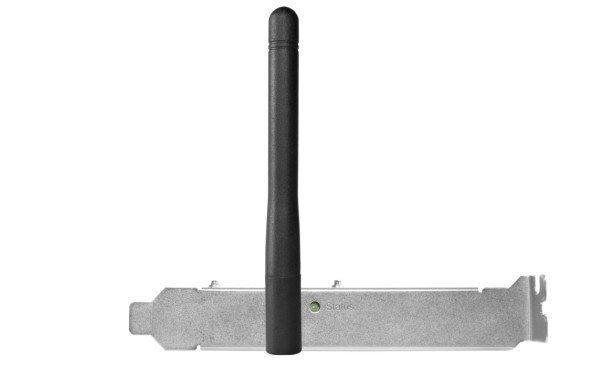 Wireless Adaptador Mini Pci Exp. Intelbras Wpn200 C/ Perfil Baixo 150mbps