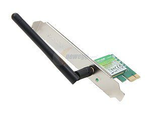 Wireless Adaptador Pci Exp. Tp-Link Tl-Wn781nd 150mbps