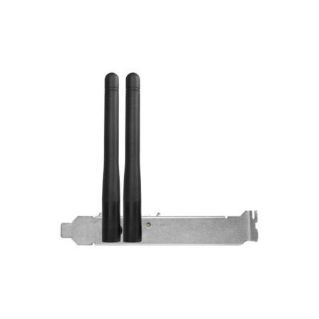 Wireless Adaptador Pci Intelbras Wpn 302 300mbps Perf Baixo (2ant2dbi)