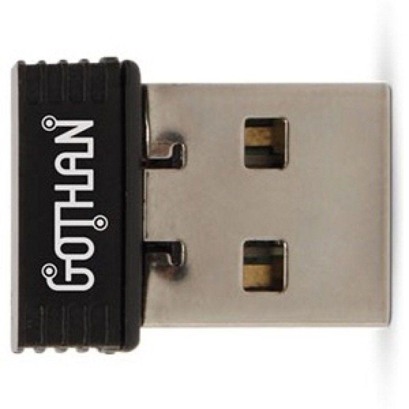Wireless Adaptador Usb Gothan Gwa-200 150mbps (Mini)