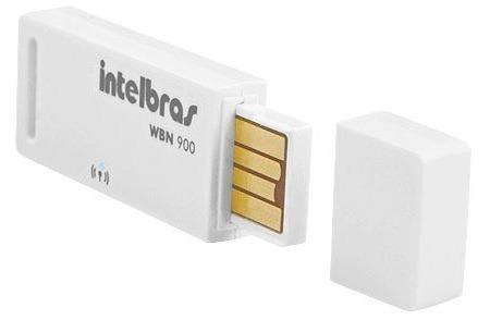 Wireless Adaptador Usb Intelbras Wbn900 150mbps