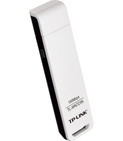 Wireless Adaptador Usb Tp-Link Tl-Wn721n 150mbps