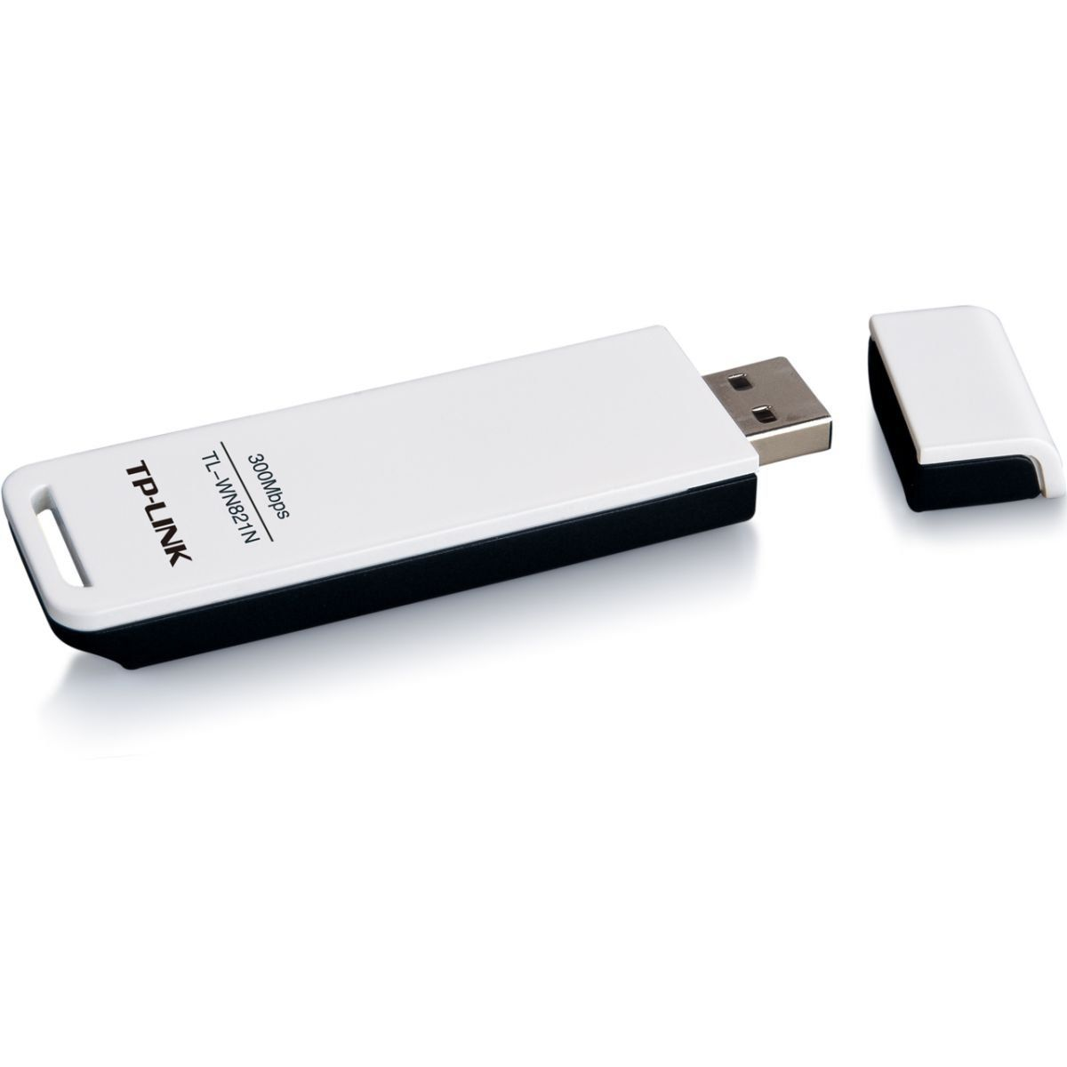 Wireless Adaptador Usb Tp-Link Tl-Wn821n 300mbps Atheros