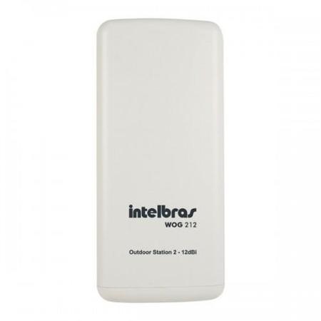 Wireless Antena Intelbras 12dbi Wog 212 2.4ghz