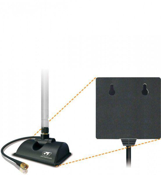 Wireless Antena Omni Gts 5dbi 2.4ghz