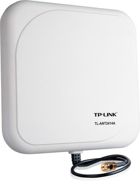 Wireless Antena Tp-Link 14dbi Direcional Externa Tl-Ant2414a