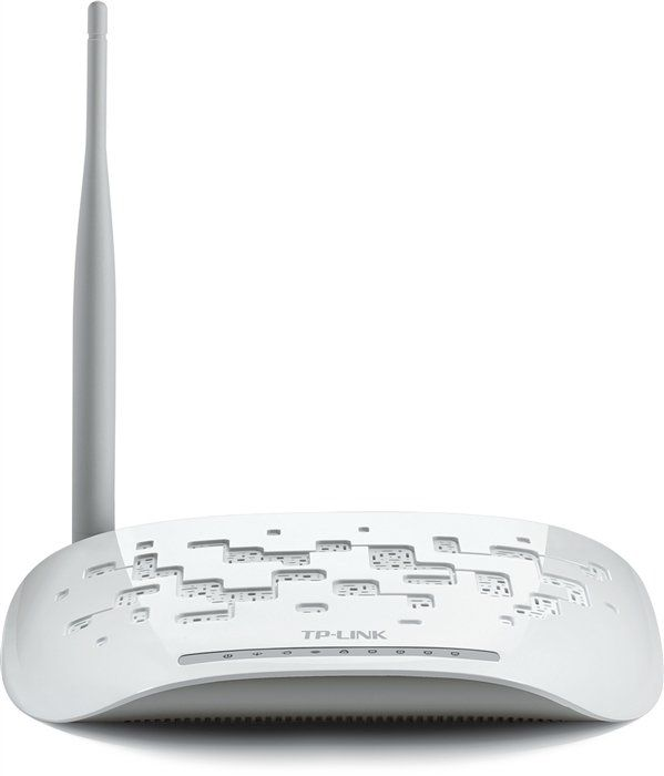 Wireless Ap/Router/Adsl2+/Wireless Tp-Link Td-W8951nd 150mbps 4lan Spliter *Box*