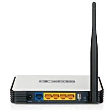 Wireless Ap/Router Tp-Link Tl-Mr3220 3g 150mbps 4p Ant/Rem