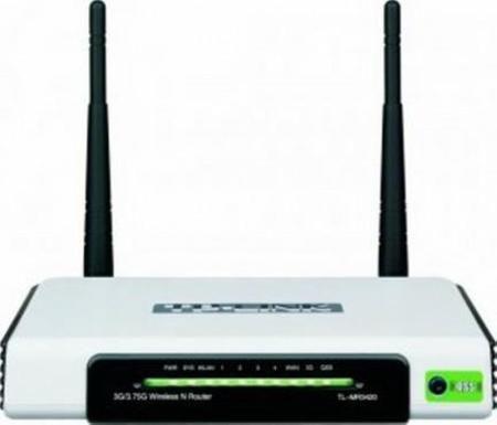 Wireless Ap/Router Tp-Link Tl-Mr3420 3g 300mbps 4lan 1wan 3.75g