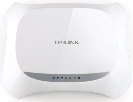 Wireless Ap/Router Tp-Link Tl-Wr720n 150mbps Compacto (Antena Interna)