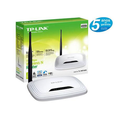 Wireless Ap/Router Tp-Link Tl-Wr741nd 150mbps *Box*