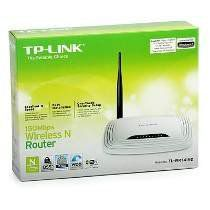 Wireless Ap/Router Tp-Link Tl-Wr741nd 150mbps *Oem*