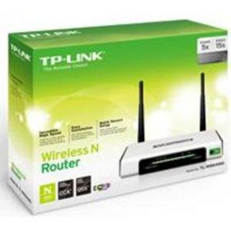 Wireless Ap/Router Tp-Link Tl-Wr841nd 300mbps *Box*