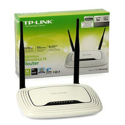 Wireless Ap/Router Tp-Link Tl-Wr841nd 300mbps *Oem*
