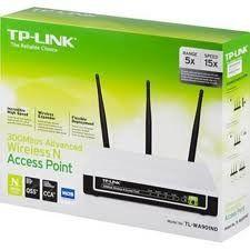 Wireless Ap Tp-Link Tl-Wa901nd 300mbps