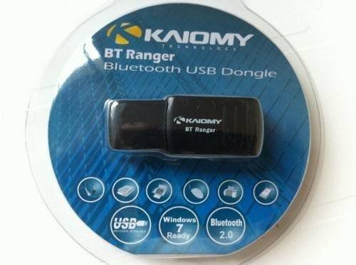 Wireless Bluetooth Usb Kaiomy Btr2-0bx Alcance 10mts Class2