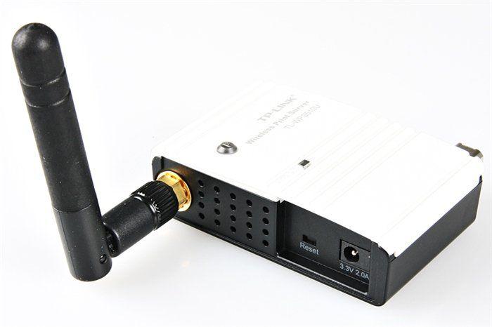 Wireless Print Server Tp-Link Tl-Wps510u Usb 2.0 54mbps