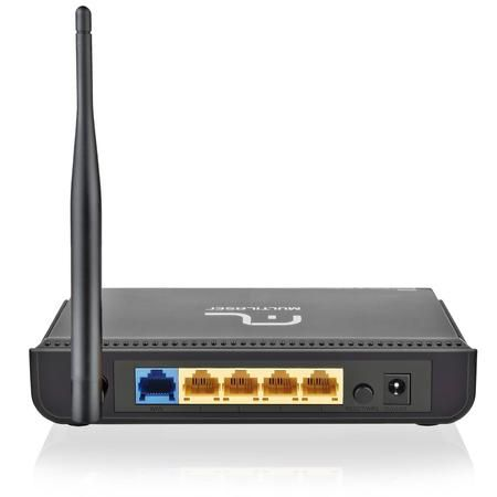 Wireless Router Multilaser Re046 150mbps *Box*